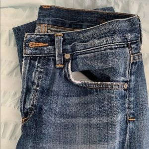 Citizens of humanity boot cut jeans 25